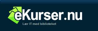 Logo til eKurser.nu