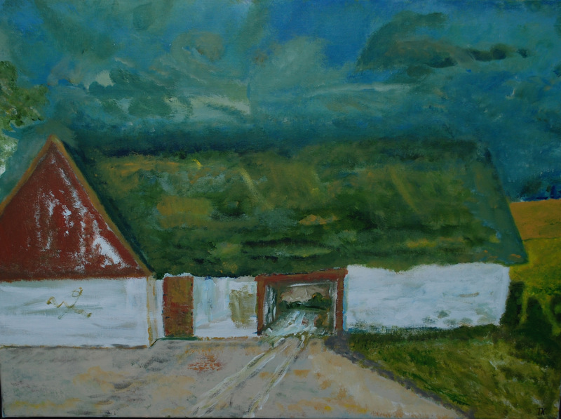 Maleri af Torkil Kure