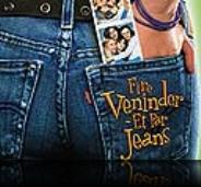 Fire veninder - et par jeans