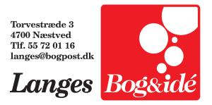 Logo for Langes Bog og Idé
