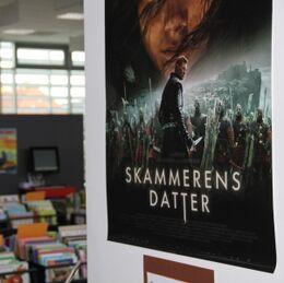 Foto af plakat for filmen Skammerens datter