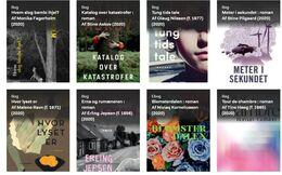 8 nyere nordiske romaner