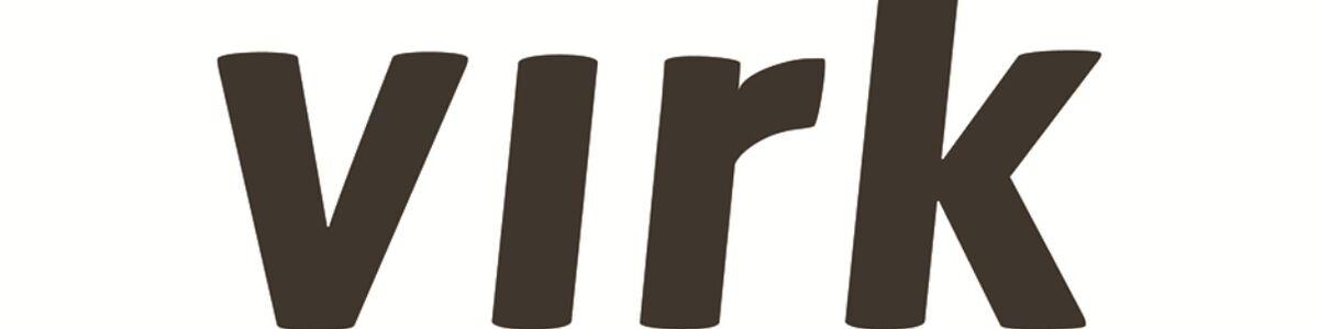 Logo for Virk.dk