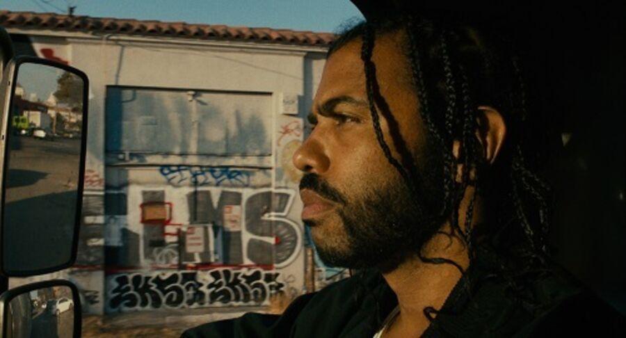 Scene fra filmen Blindspotting