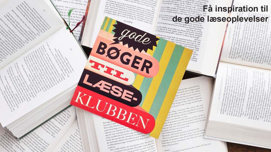 Emneliste: Gode bøger til læseklubben