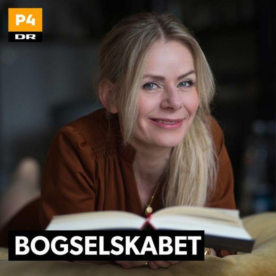 Anne Glad er vært i Bogselskabet - podcast om litteratur