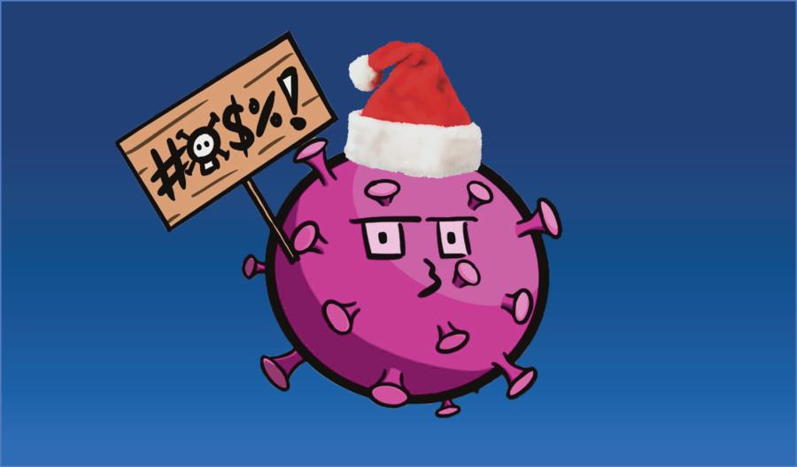 Covid-19 nedlukning nedlukning mellem jul og nytår