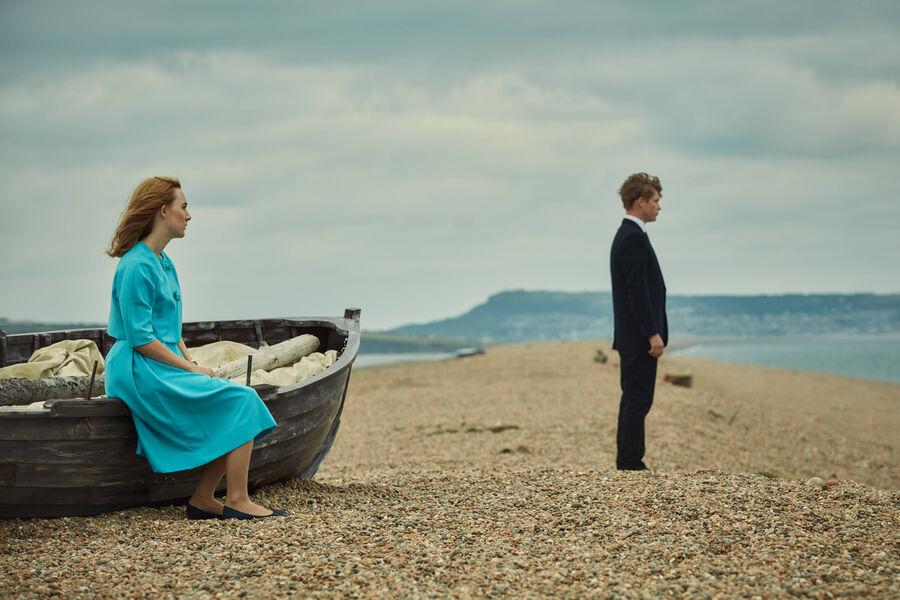 Stillbillede fra filmen Den dag på stranden