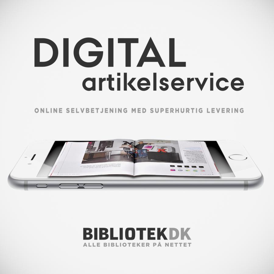 Digital Artikelservice er tilbage