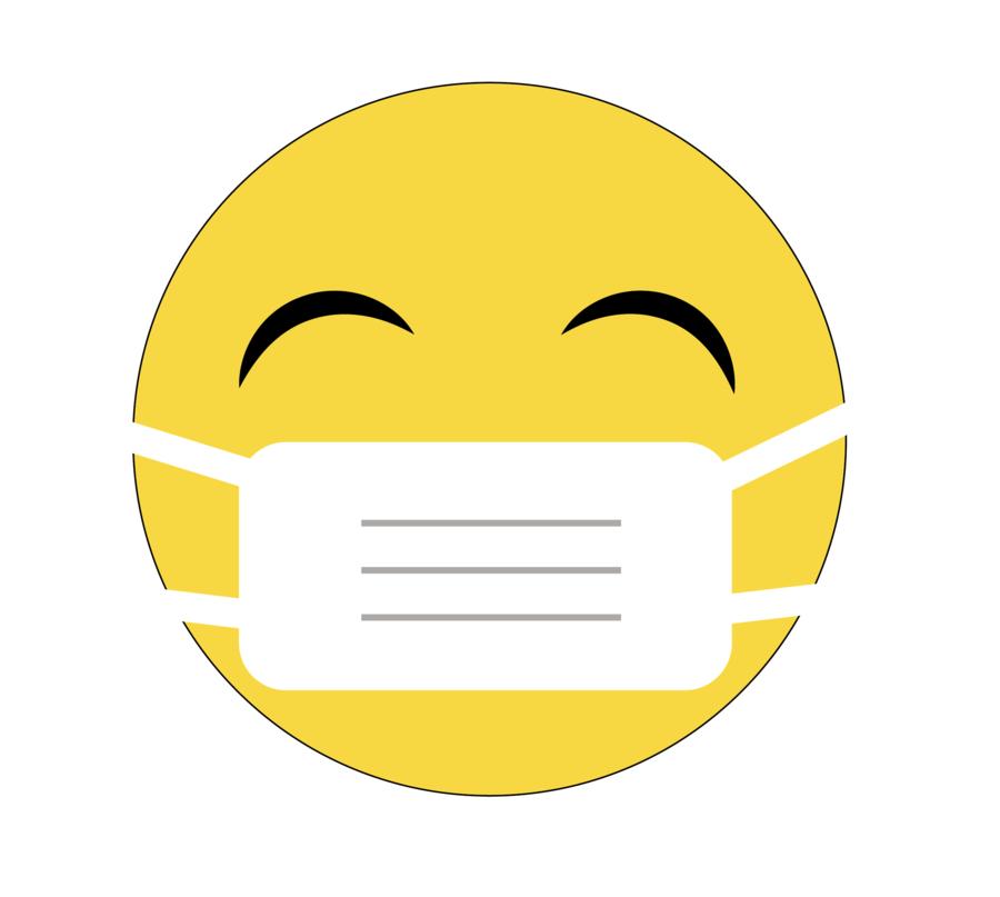 Emoji mundbind
