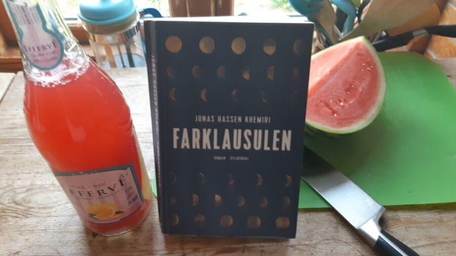 Romanen Farklausulen af Jonas Hassen Khemiri