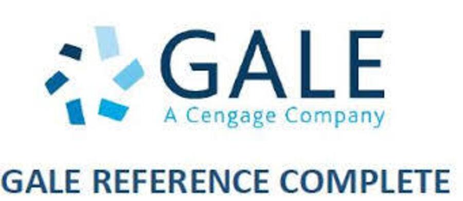 Fri adgang til Gale Reference Complete