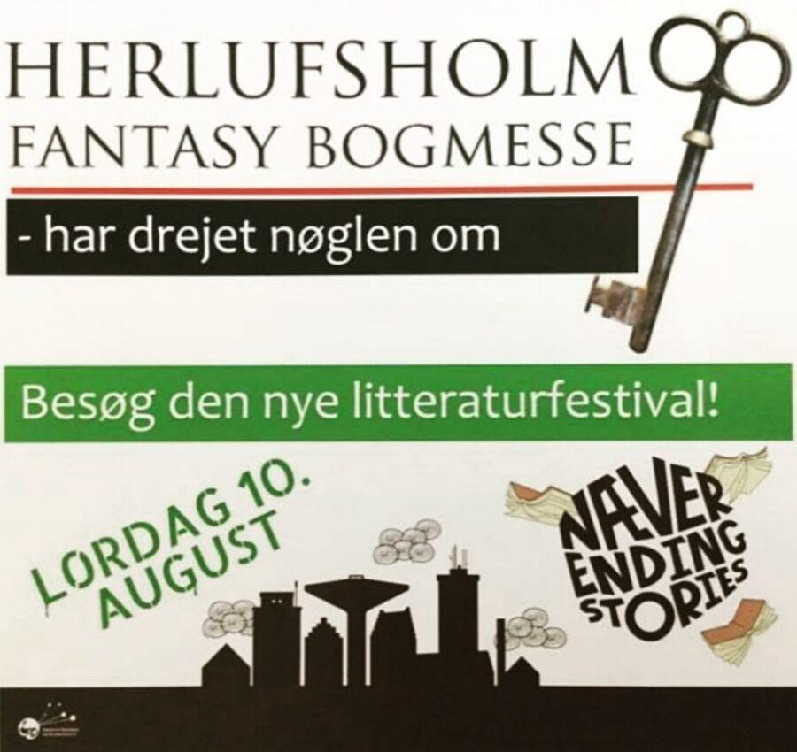 Herlufsholm Fantasy Bogmesser bliver til Næver Ending Stories