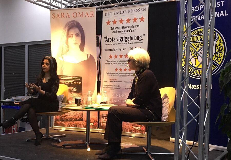 Interview med Sara Omar