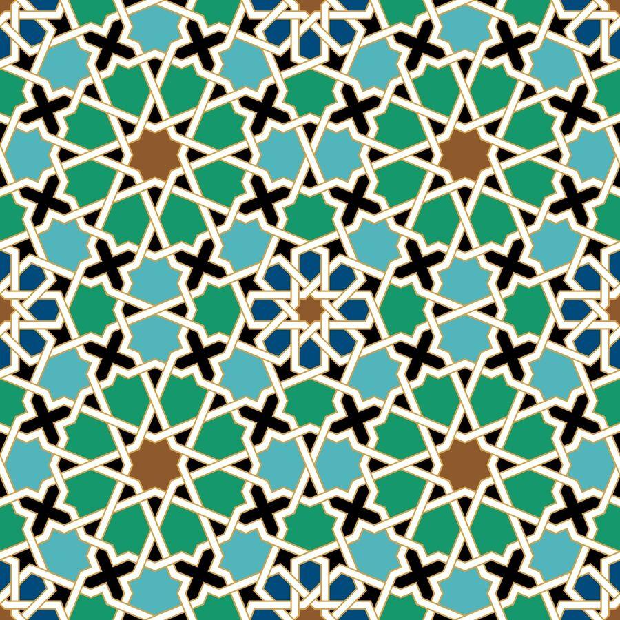 Iransk mønster