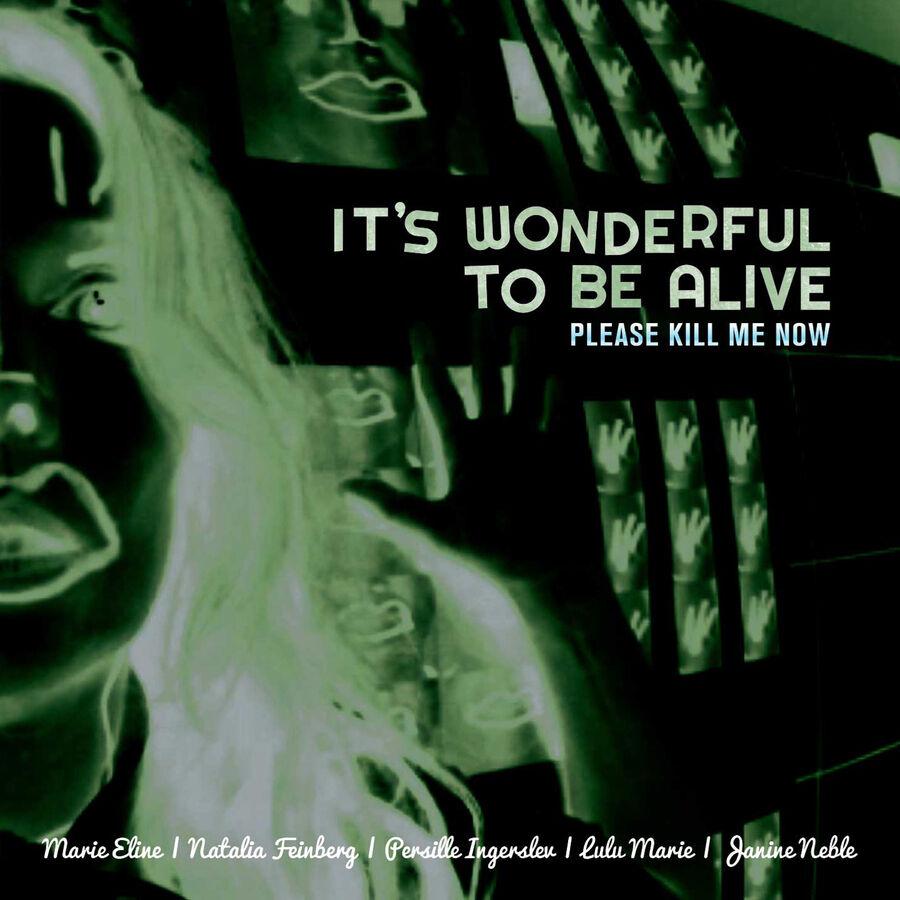 Coveret til albummet It's Wonderful to be alive