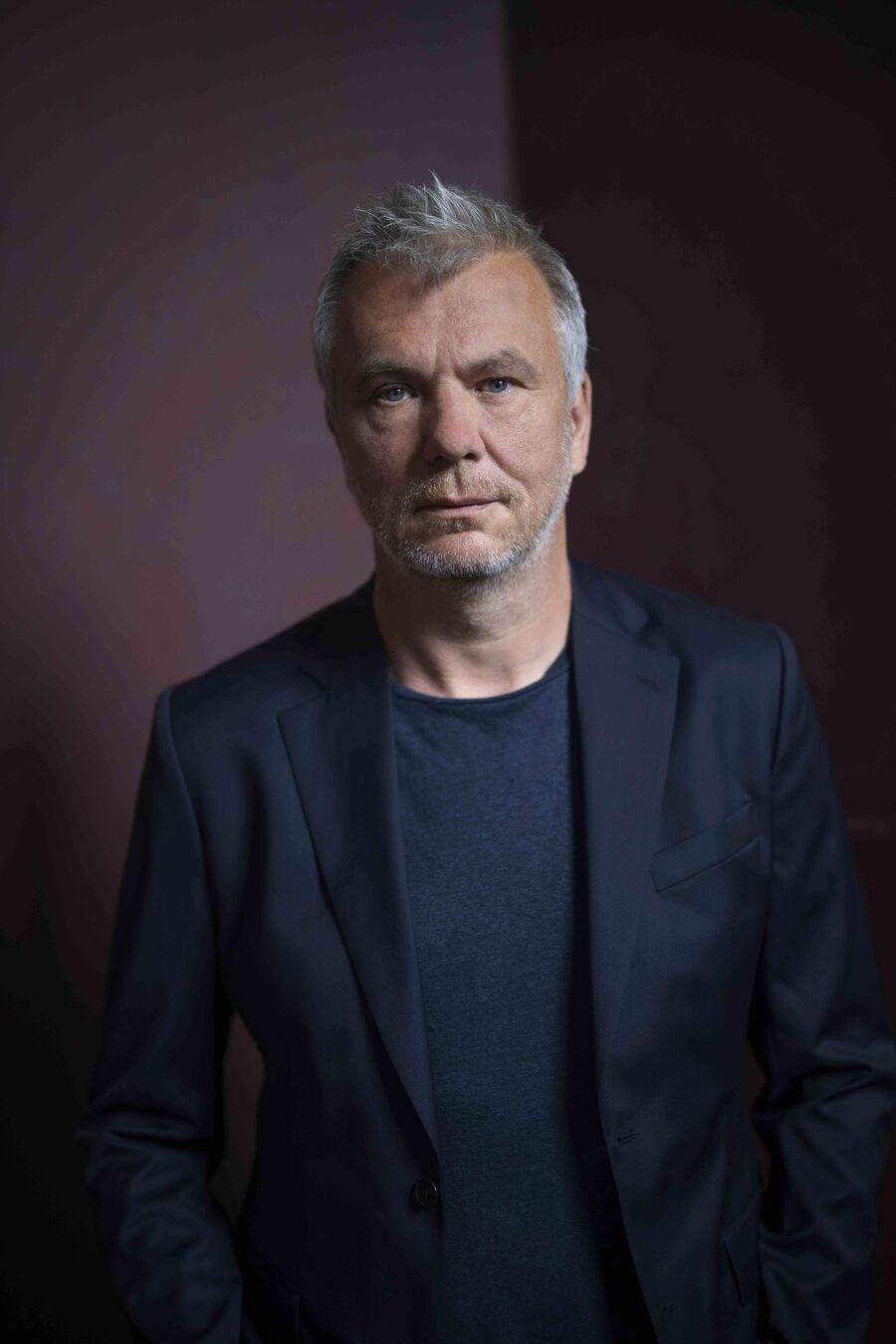 Foto af forfatter Jesper Stein