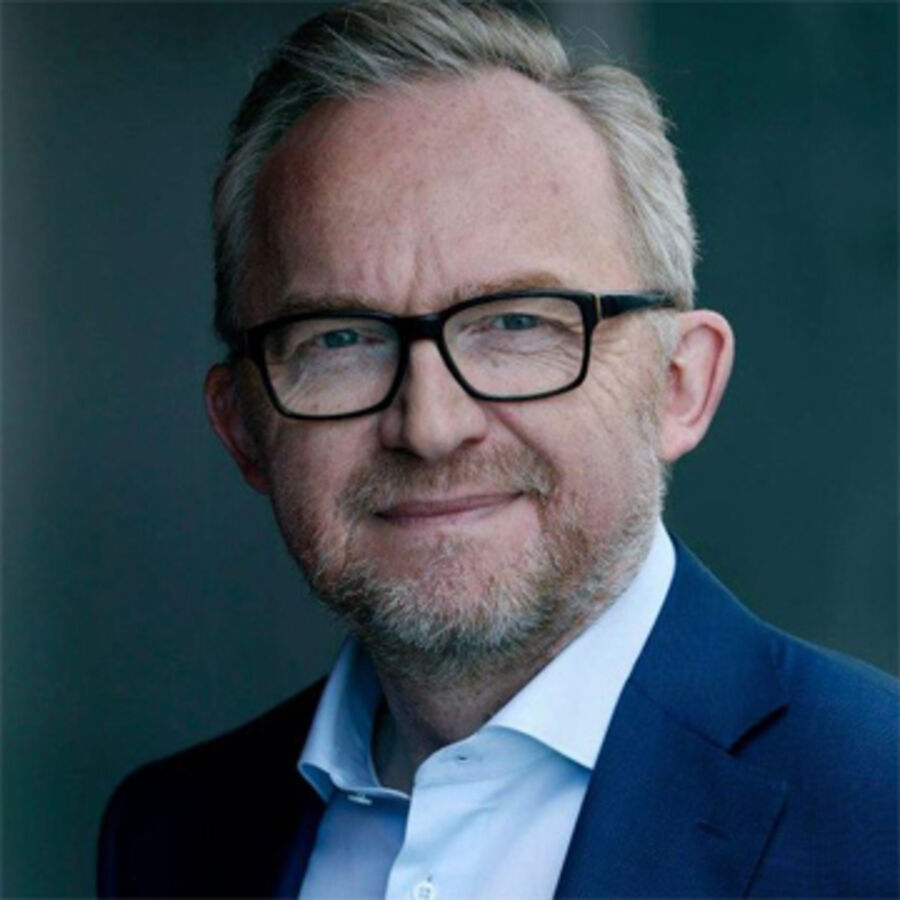 Meterolog Jesper Theilgaard