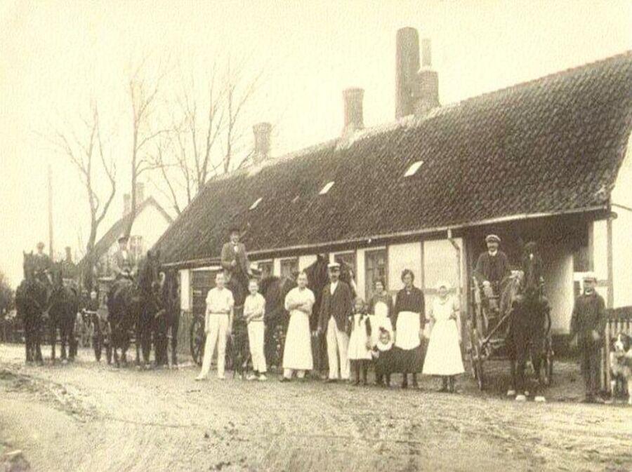 Laurits Hansens Brødfabrik i Tornemark