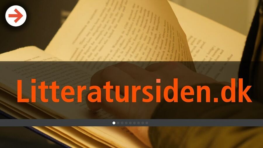 Litteratursiden - bibliotekernes side om litteratur