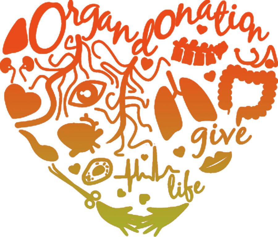 Organdonations logo