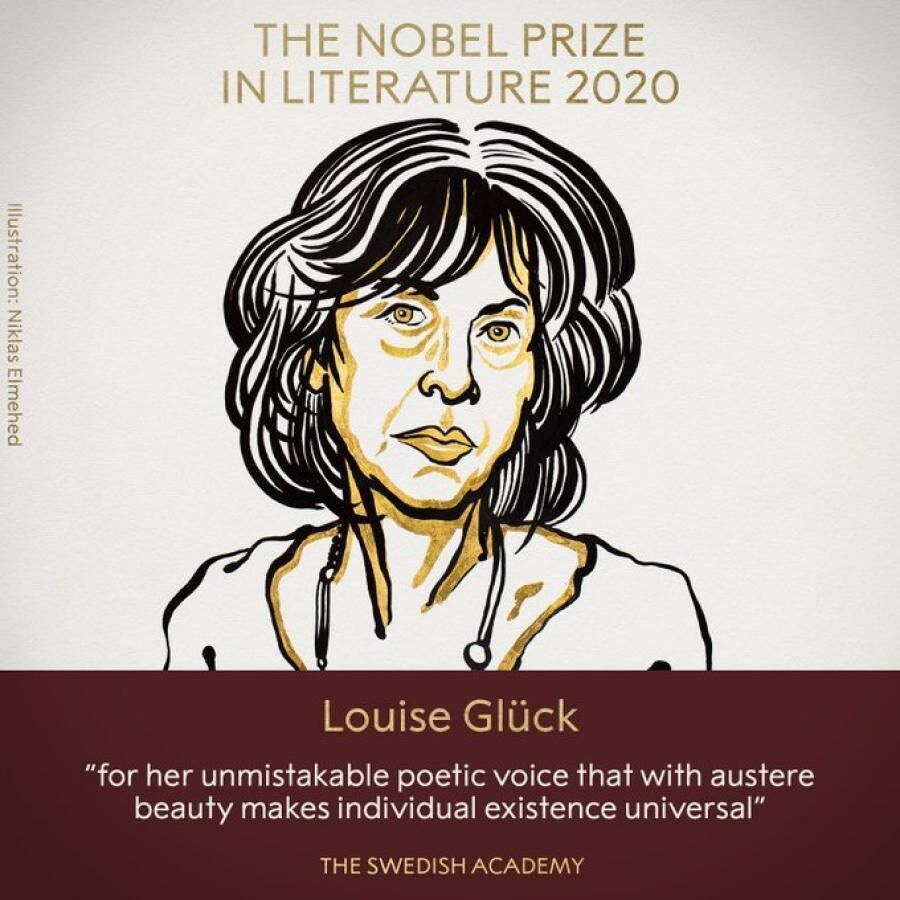 The Nobel Prize i Literature 2020: Louise Glück
