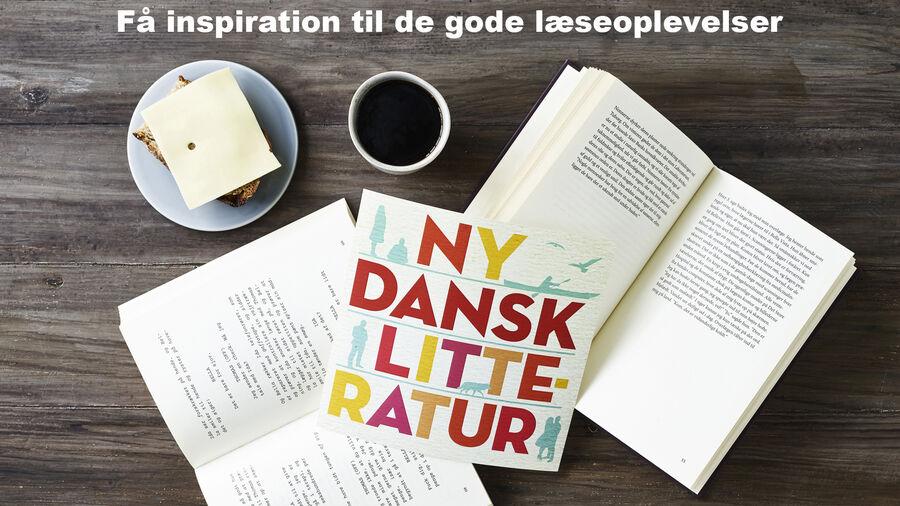 Emnelisten Ny dansk litteratur