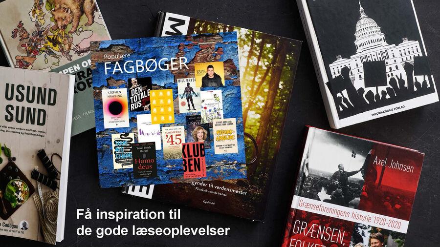 Emneliste: Populære fagbøger