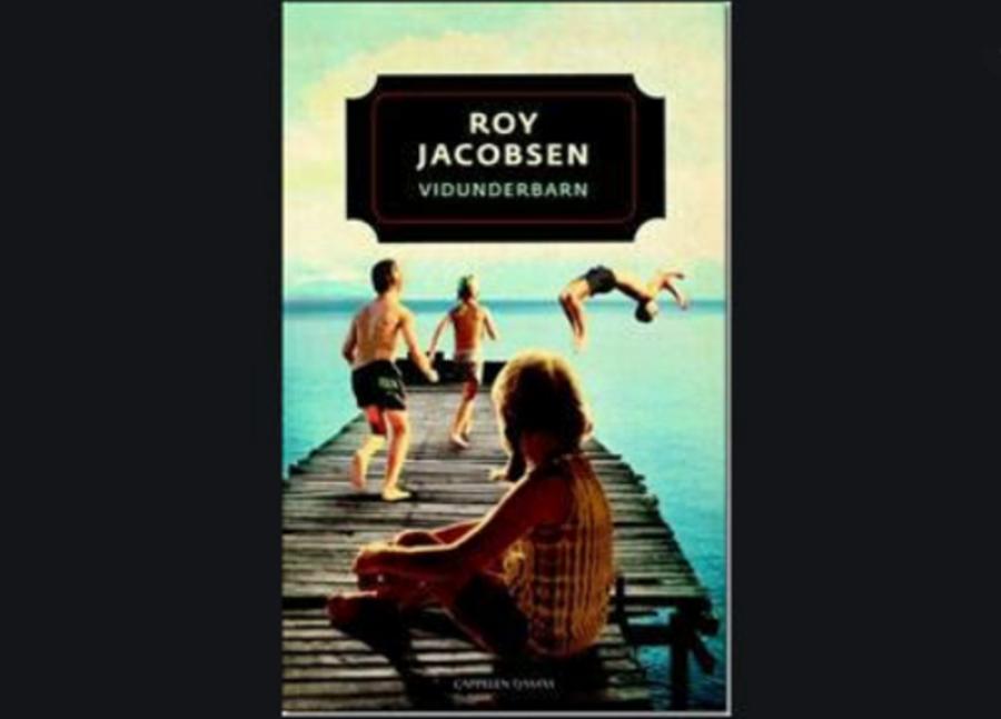 Romanen Vidunderbarn af Roy Jacobsen