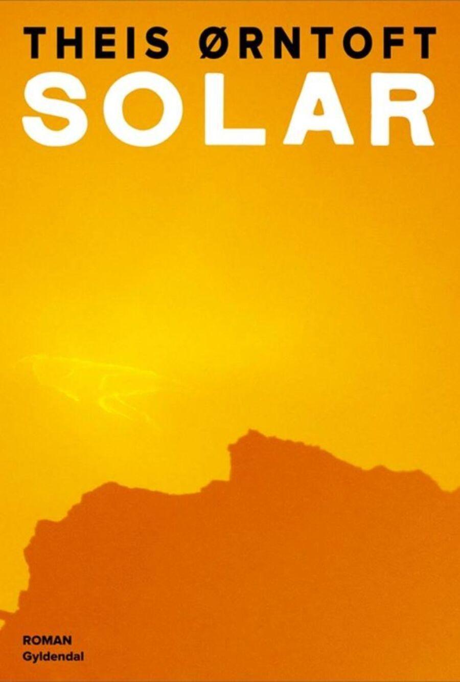 Forside til Solar af Theis Ørntoft