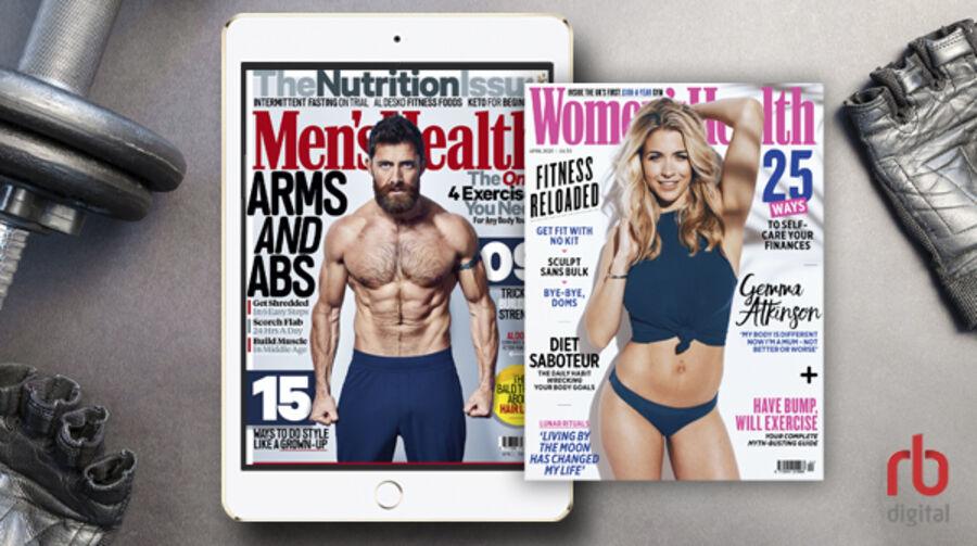 Online magasiner om sund livsstil