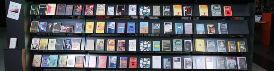 Billede af nye bøger
