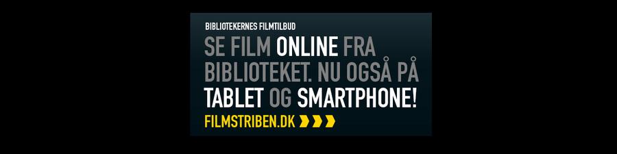 Filmstriben banner for app
