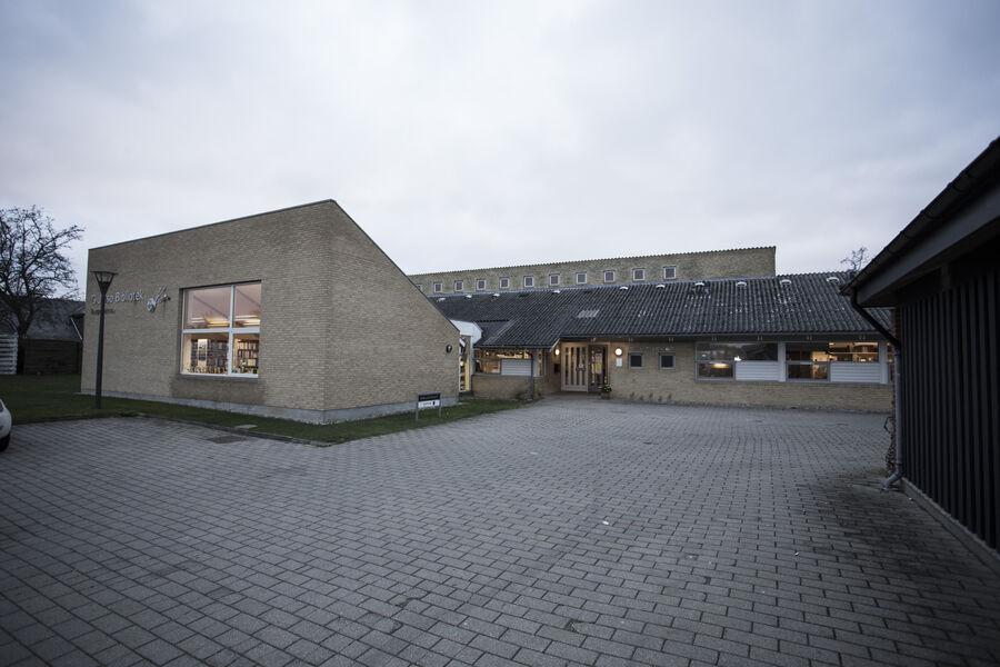 Billede af Glumsø Bibliotek