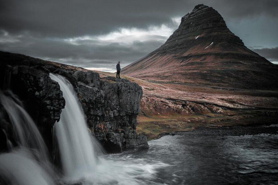 Billede fra Island