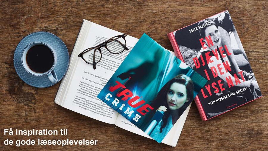 """Emnelisten """"True crime"""""""