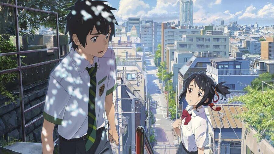 Japanske Your Name er en af de nye film på Filmstriben denne uge
