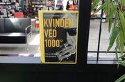 Romanen Kvinden ved 1000 grader