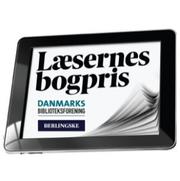 Logo for Læsernes bogpris