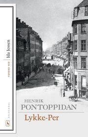 Forside af bogen Lykke-Per skrevet af Henrik Pontoppidan