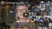 Vibeke fortæller om Brød, bog og bio